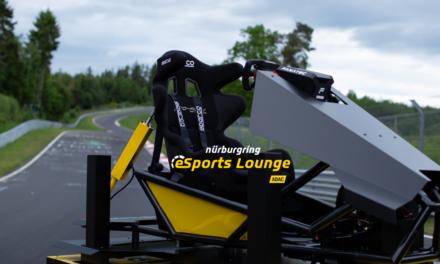 Nurburgring eSport Lounge : le Simracing dans une bonne dynamique