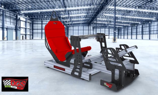 De la monoplace avec le cockpit Monoposto de DRIVE GAME SEAT (DGS)