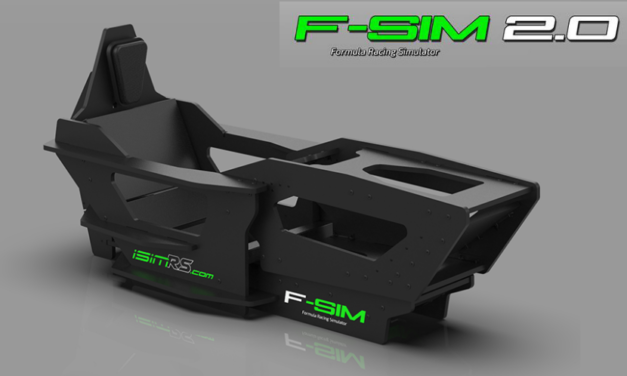 F-SIM 2.0 : De bonnes évolutions pour le cockpit F1 de iSimRS