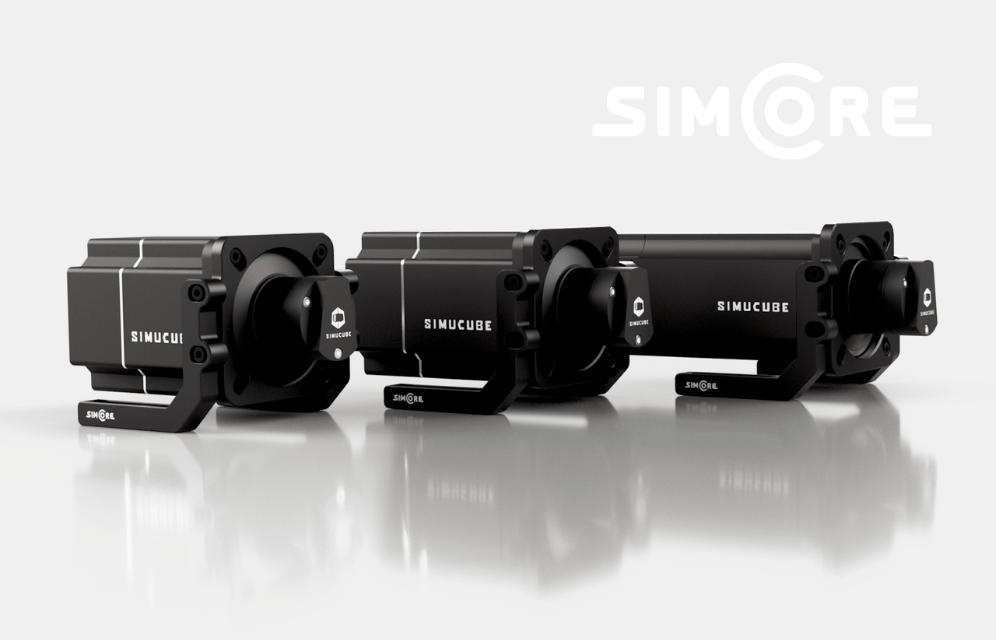 SIMCORE UM1 : un support simple et efficace pour moteur de volant