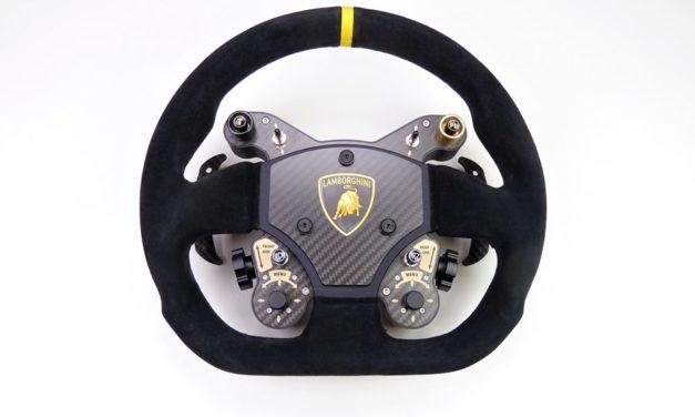 Volant SSRG Compétition 300 GT : une belle édition Lamborghini