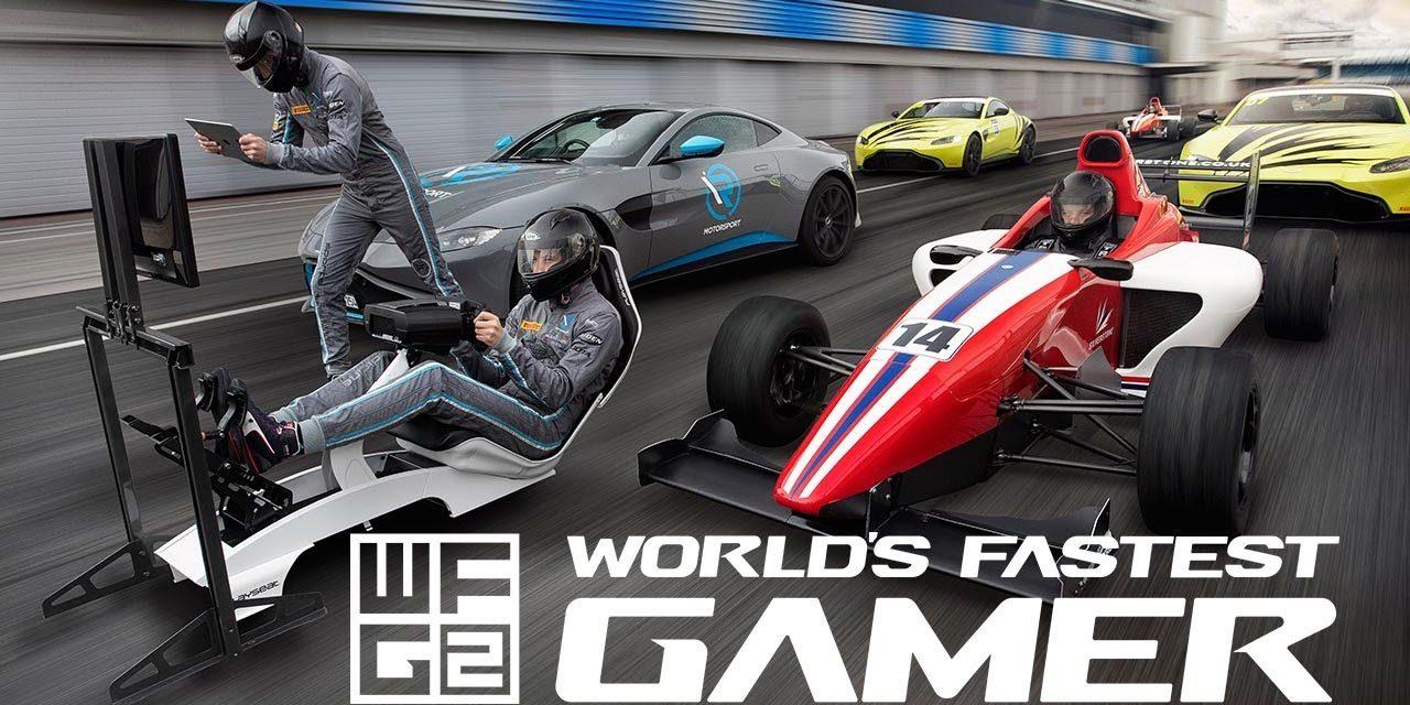 WORLD'S FASTEST GAMER : C'est repartit !