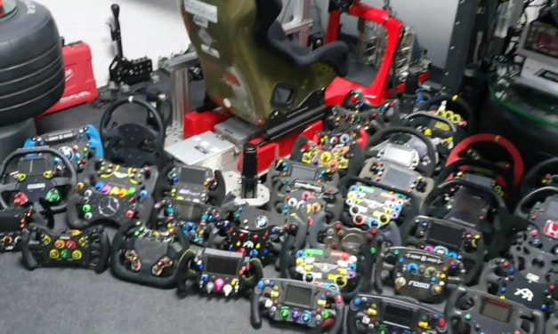 Volants de Sim Racing : Une collection de dingue !