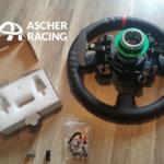 Review des palettes magnétiques ASCHER RACING