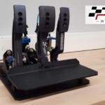 Un nouveau pédalier pour NSH Racing : Le SimPedals Sport