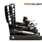 "S1 Hydraulic Pedal System de RACEWERK : Un pédalier ""made to look cool on your rig"""