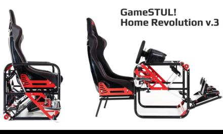 GameSTUL! Home Revolution 3 : le simulateur pliable