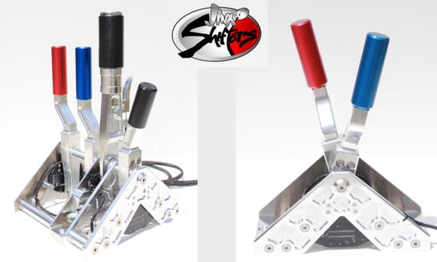 Un combo ARB, Shifter et Brake Bias pour JinX Shifters