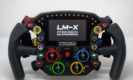 PRECISION SIM ENGINEERING LM-X: Une belle annonce pour 2020