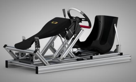 SIMKART PRO : Le simulateur de Karting avec SRD