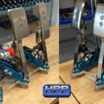 HPP Simulation dévoile son nouveau pédalier hydraulique : Le JBV
