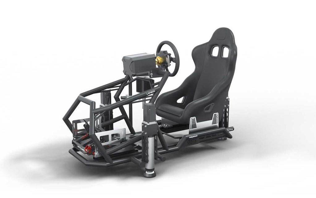 Simulateur VIPER par MEGASIM et SIM-MOTION