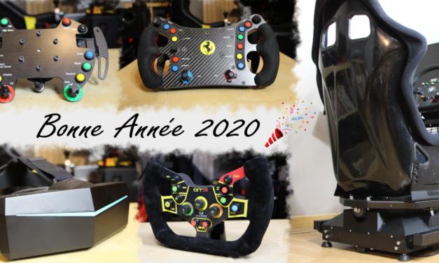 Bonne Année 2020 : le SimRace-Blog amorce ses 10 ans