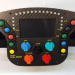 OPEN SIM RACING : une replique du VOLANT de la Porsche RSR