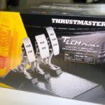 Thrustmaster : un pédalier load-cell en approche ?