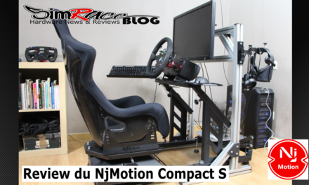 NJMOTION Compact S: La review est là !