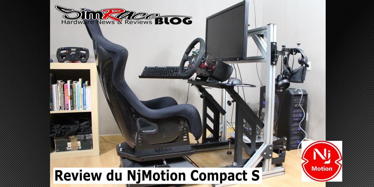 NJMOTION Compact S: La review est là !