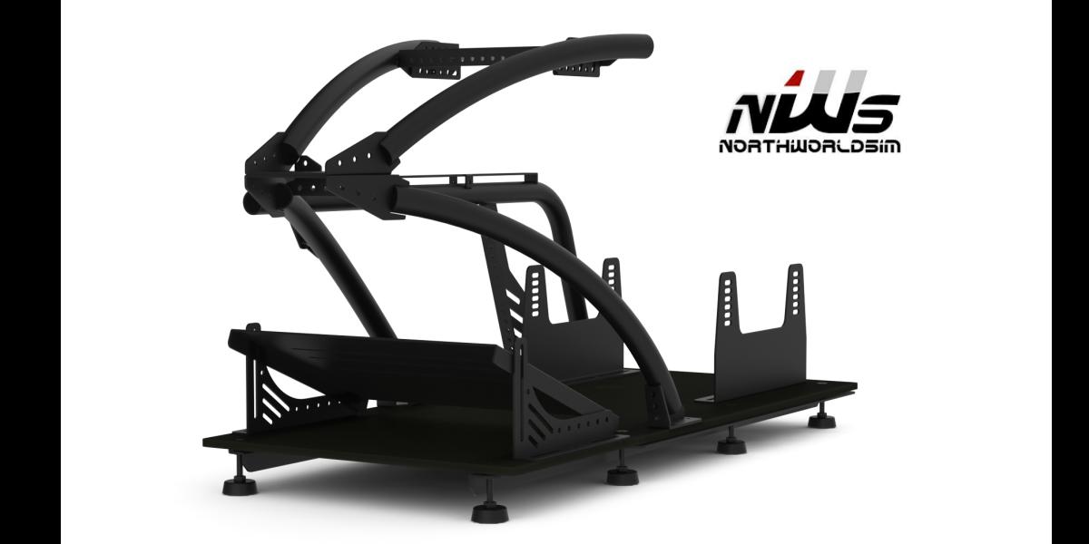 Nouveau Cockpit NWS-XTreme de North World sim