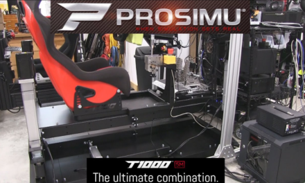 PROSIMU T1000 5M : La review de Sim Racing Garage