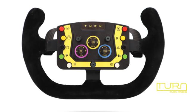 TURN RACING : Nouveau Volant RS3 TCR