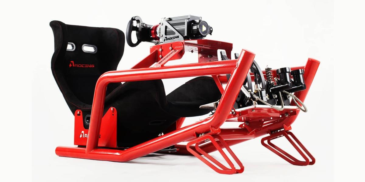 AZ RACING : Des cockpits tubulaires GT & F1