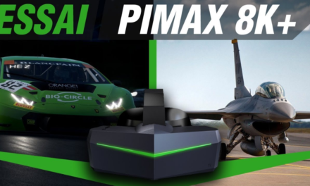 Review du PIMAX 8K+ par Objectif-Racing