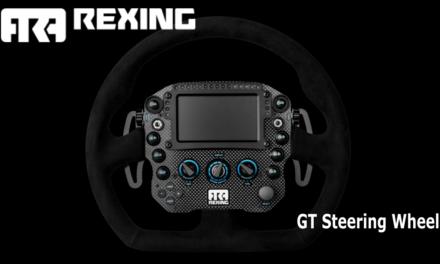 Volant GT Wheel par REXING