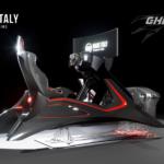 WAVE ITALY présente le simulateur Ghepard Maranello