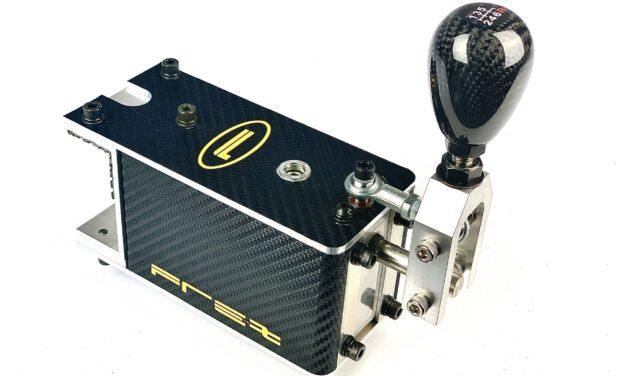 Le shifter manuel H-shifter de FREX passe en 6 vitesses !