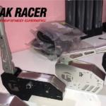 Shifter et Handbrake en préparation pour TRAK RACER