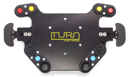 Turn Button Plate : Un HUB pour TURN RACING