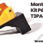 L'Atelier du Simracer : Montage du kit pédalier T3PA-Pro en vidéo