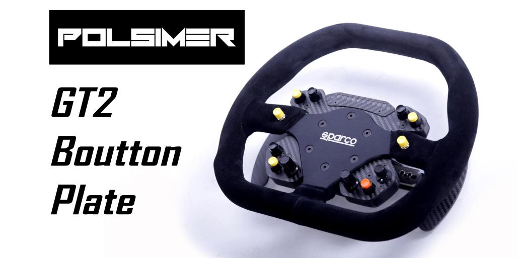 POLSIMER Button-Plate GT2 : un Hub à découvrir