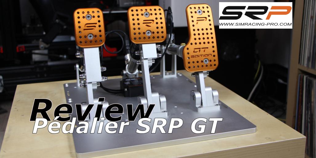 Pédalier pneumatique SRP GT : La review