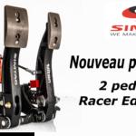 SIMTAG : Nouveau pédalier Tilton 2 pédales