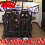 FRANCONEN passe en review le simulateur de rallye biplace de JCL