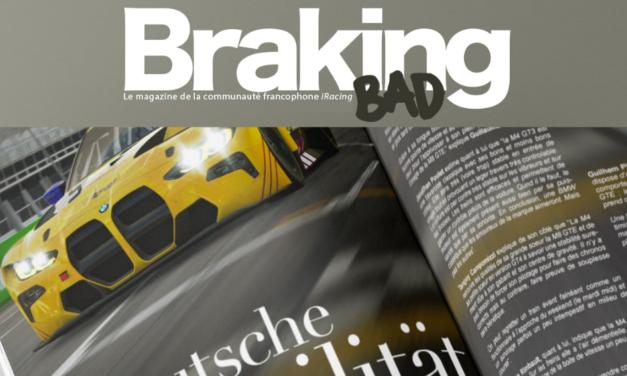 BRAKING BAD : LE magazine de la communauté francophone d'Iracing