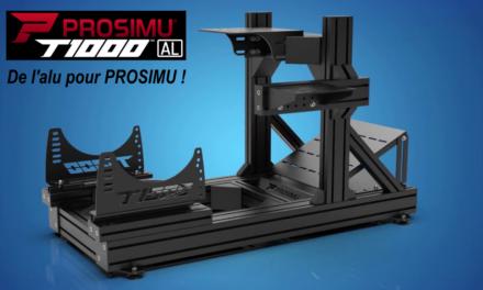 LE T1000 de PROSIMU se pare d'ALU et devient T1000 AL