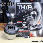 Review du shifter Thrustmaster TH8