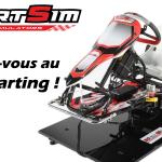 Simulateur de Karting par KARTSIM
