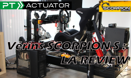 PT-ACTUATOR Scorpion S Review [Part. 2] : Alors, ça donne quoi ?