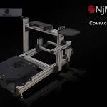 COMPACT-R AL : Un cockpit 2DOF en profilé alu pour NjMotion
