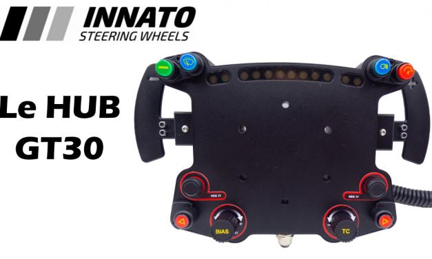 Un nouveau HUB pour INNATO : Le GT30 Panel
