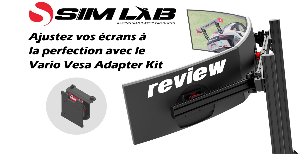 [REVIEW] Le Vario Vesa Adapter Kit de SIM-LAB