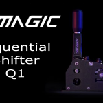 SIMAGIC séquential shifter Q1 : un shifter bien inspiré