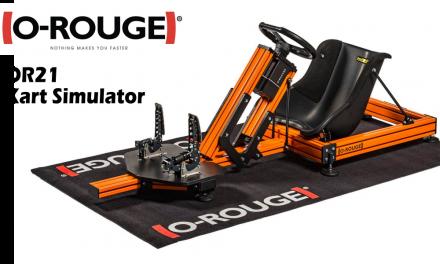 O-ROUGE dévoile son simulateur de Karting