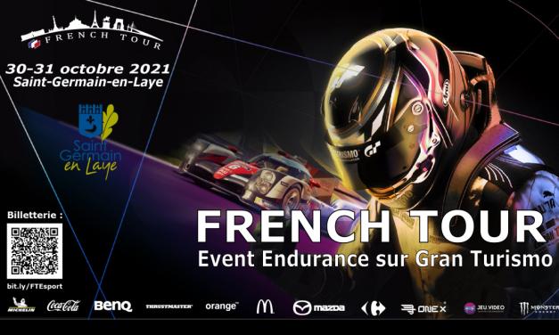 FRENCH TOUR 2021 : 1er opus endurance sur GRAN TURISMO