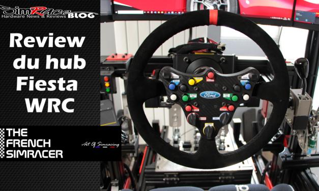 Review du Hub Fiesta WRC de THE FRENCH SIMRACER